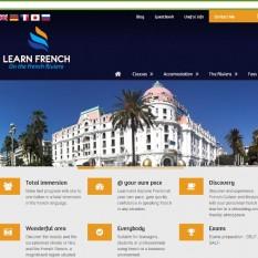 Site learnfrench.fr - octobre 2013