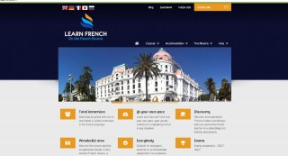 Site learnfrench.fr - octobre 2013